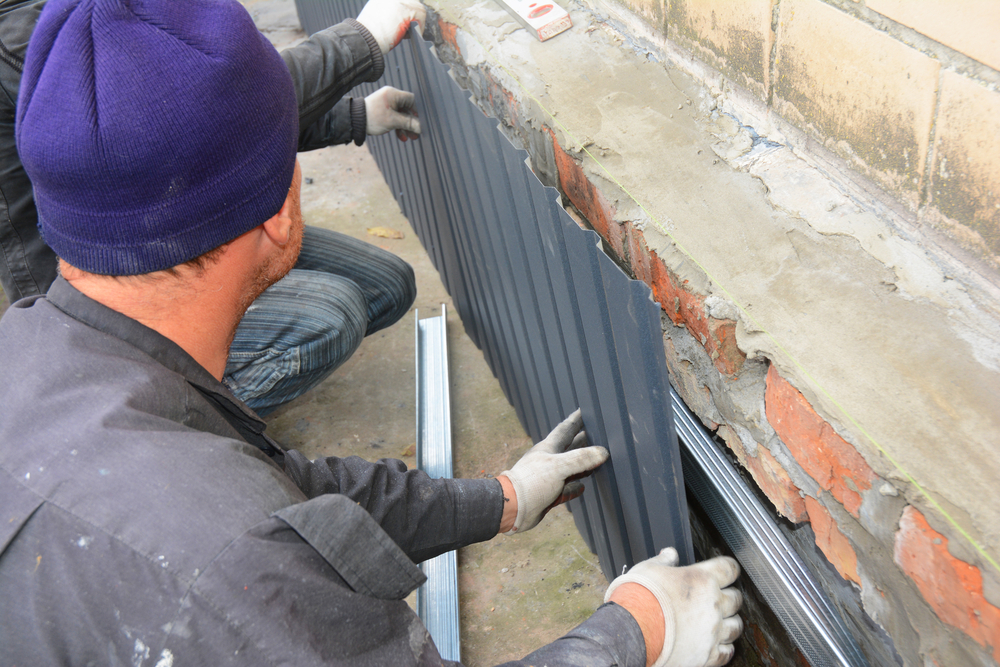 concrete repair and foundation